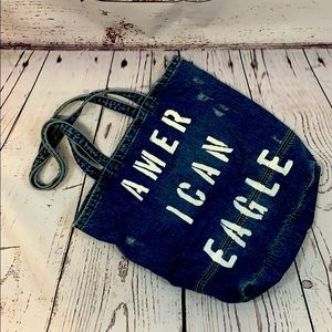 American Eagle Outfitters Denim Tote Bag